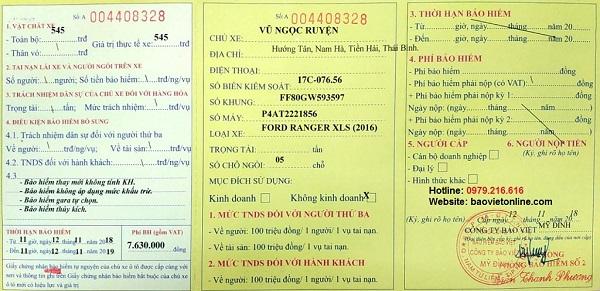 Bảo hiểm ô tô Bảo Việt sẽ mang lại sự an tâm cho các chủ xe
