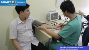 bảo hiểm sức khỏe người lao động