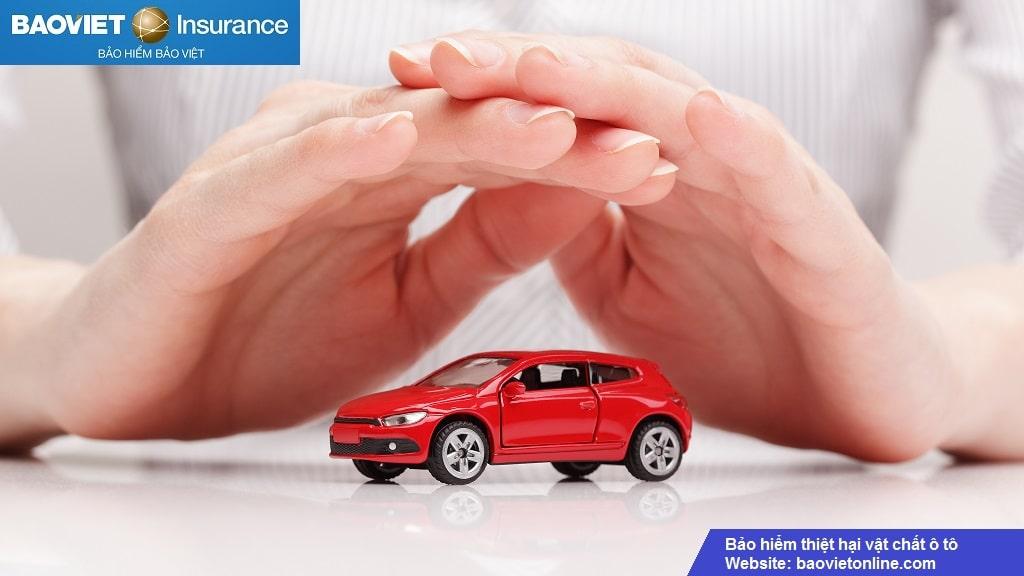 bảo hiểm vật chất ô tô