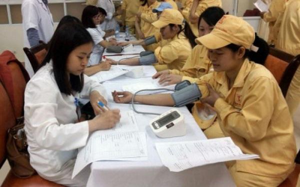 Bảo hiểm sức khoẻ người lao động