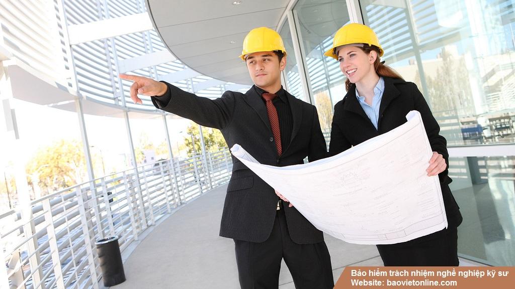bảo hiểm nghề nghiệp kỹ sư tư vấn