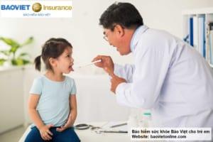bảo hiểm sức khỏe bảo việt cho trẻ em