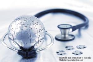 bảo hiểm sức khỏe phạm vi toàn cầu