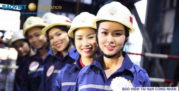 Mua bảo hiểm tai nạn công nhân - Liên hệ ngay với Bảo hiểm Bảo Việt