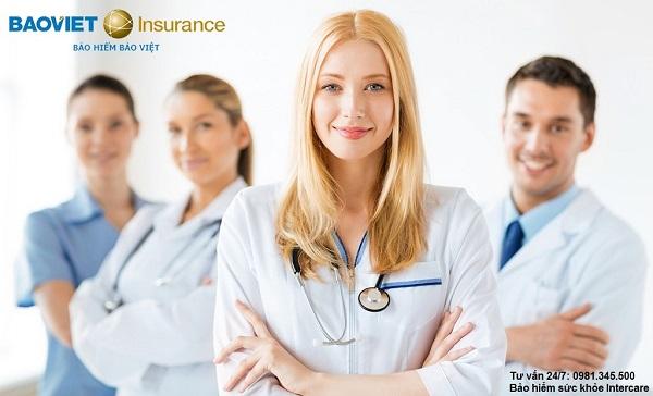 Bảo hiểm sức khoẻ cao cấp