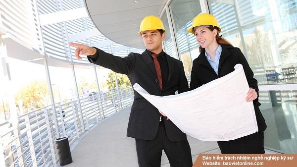 Bảo hiểm trách nhiệm nghề nghiệp kỹ sư tư vấn thiết kế