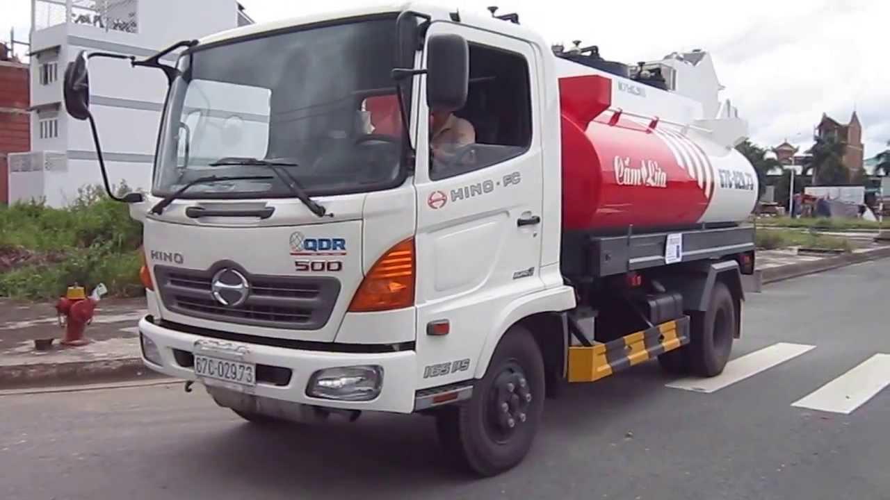 Xe chở dầu