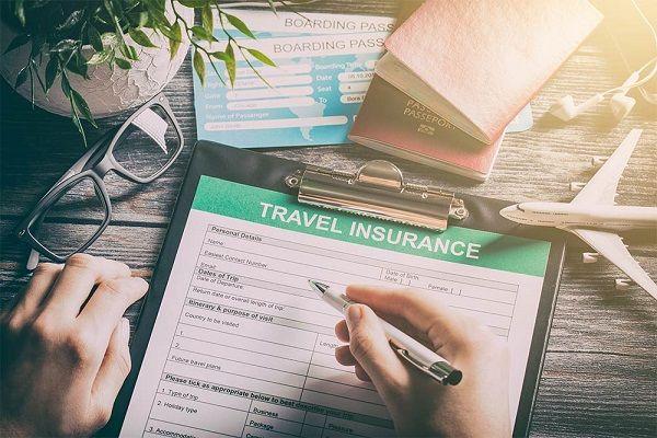 bảo hiểm du lịch không xin được visa có được trả lại không