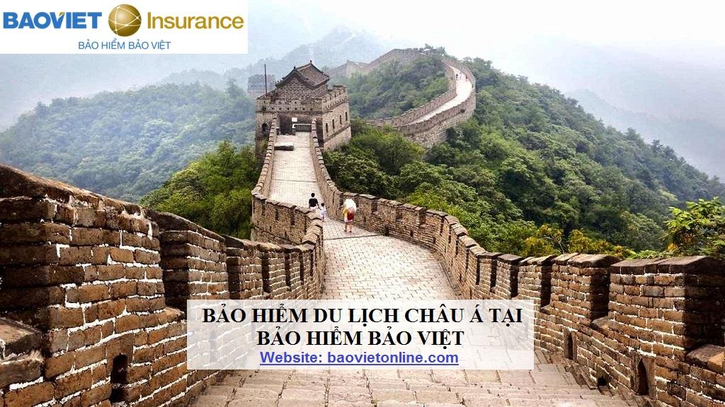 bảo hiểm du lịch châu á