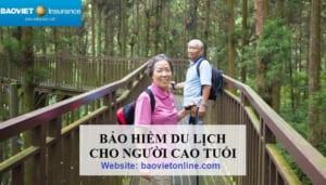 bảo hiểm du lịch cho người cao tuổi