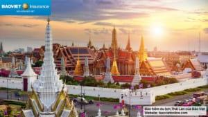 bảo hiểm du lịch Thái Lan