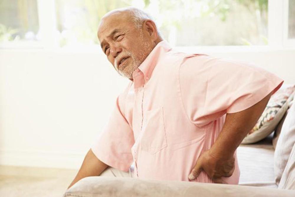 nỗi lo sức khỏe khi về già