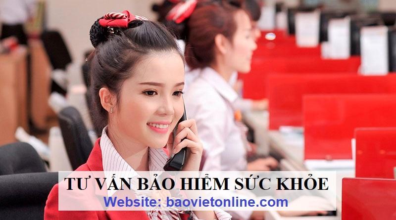 tư vấn bảo hiểm sức khỏe Bảo Việt