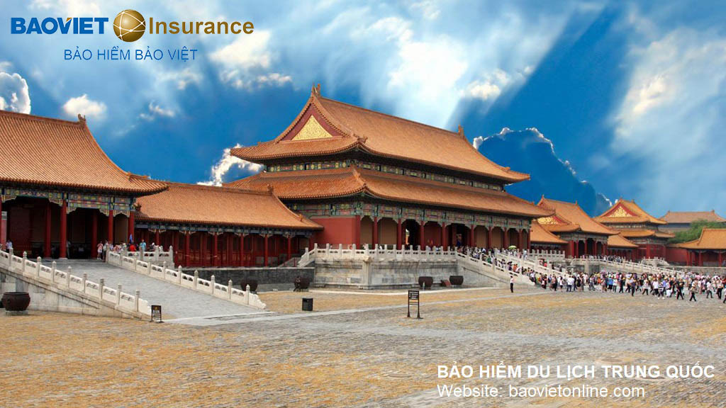 bán bảo hiểm du lịch trung quốc