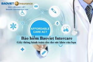 bảo hiểm súc khỏe cao cấp bảo việt intercare