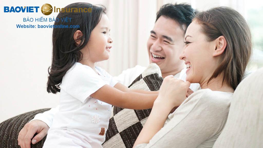 bảo hiểm sức khỏe gia đình của Bảo Việt