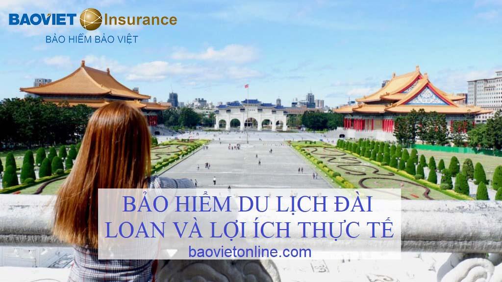 bảo hiểm du lịch đài loan