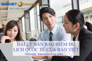 đại lý bán bảo hiểm du lịch bảo việt