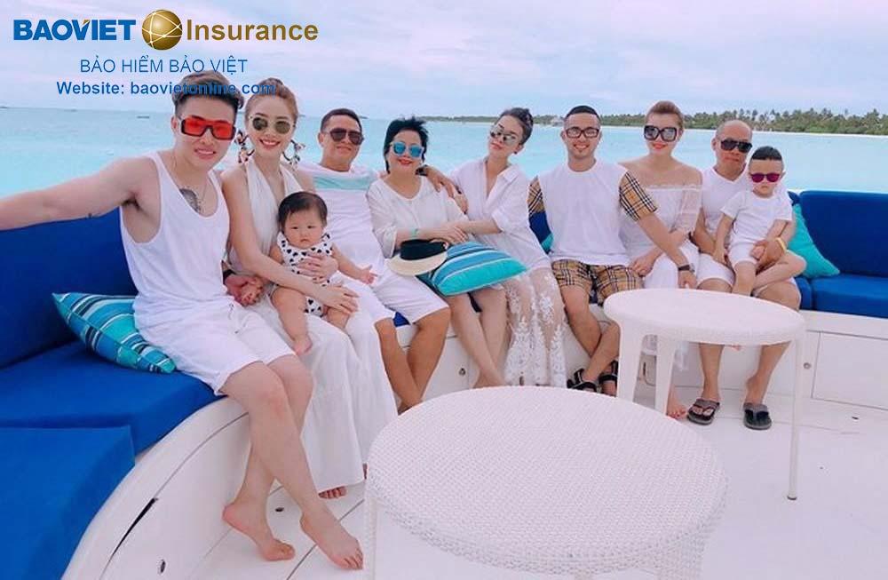 gói bảo hiểm du lịch cho gia đình